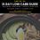 Black Low Carb Food Guide