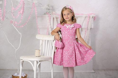 платье для девочки Тутси М-427сирень