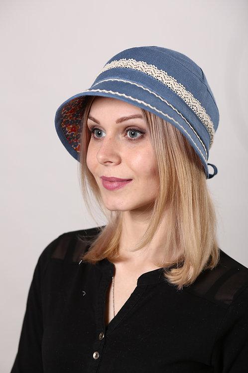 Шляпа женская Мережка Л18-18