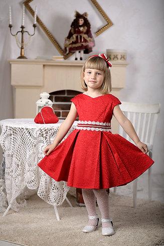 платье для девочки Софи М-387