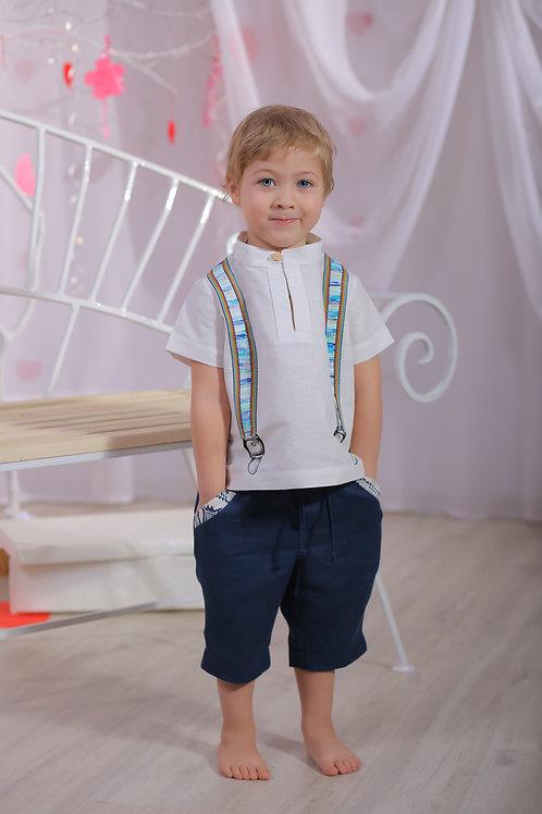 рубашка для мальчика Поло М-416