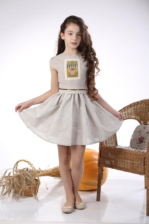 платье для девочки Анабель Л16-1