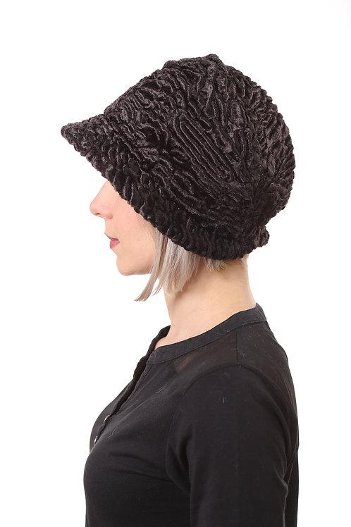 Шляпа женская КАМИЛА М1912 коричневый