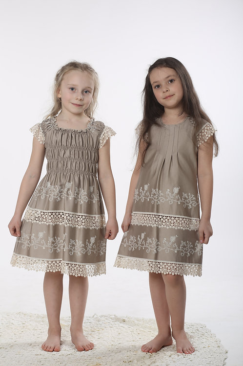 Платье Х-01 для девочки