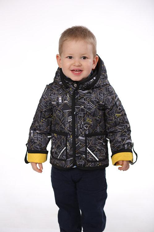 Куртка детская для мальчика М-442