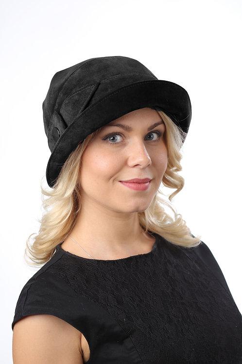 Шляпа женская ЛИРА К1507 черный