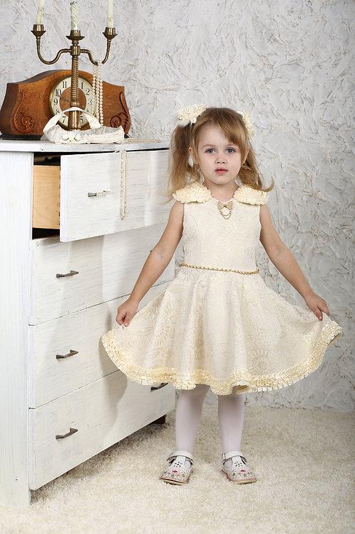 платье для девочки Ангелина  М-391