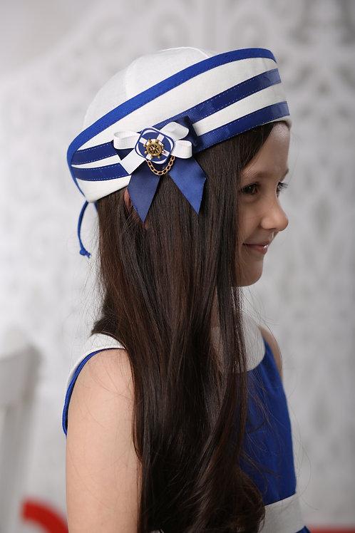 Шляпа Курорт ГУ17-7 Марина белый