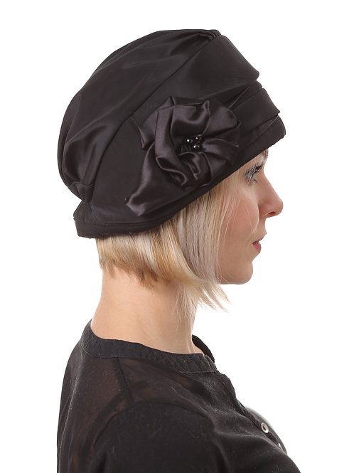 Шляпа женская АДЕЛЬ П031 черный