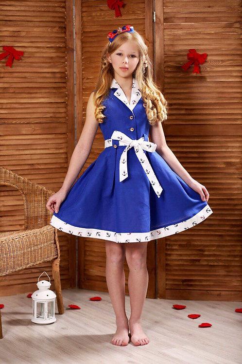 Копия «Копия «платье для девочки Эльфа М-411»»