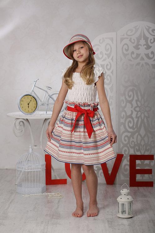 """платье для девочки Л17-3 """"Арина"""""""
