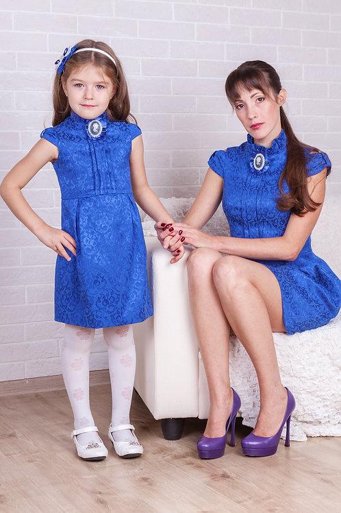 платье для девочки Грация М-392