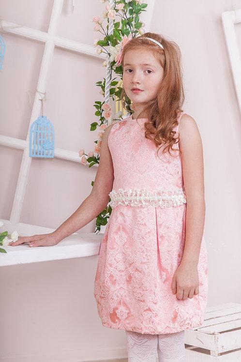 платье для девочки Жемчужина  М-259