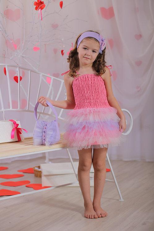 платье для девочки Бизе  М-417