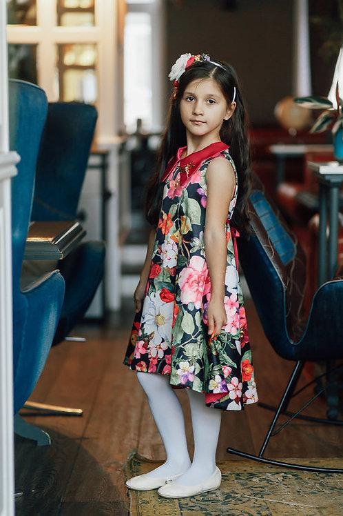 платье для девочки Флора А18-2