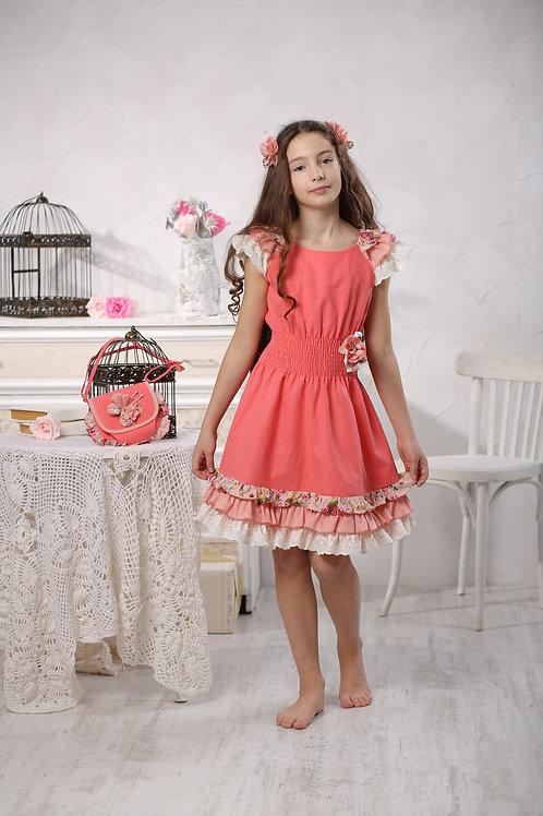 """платье для девочки М-408 """"Бетти"""""""