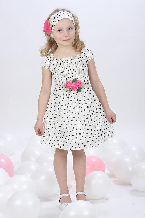 платье для девочки Жизель М234