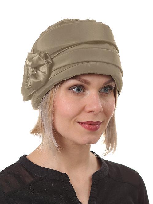 Шляпа женская АДЕЛЬ П031 бежевый