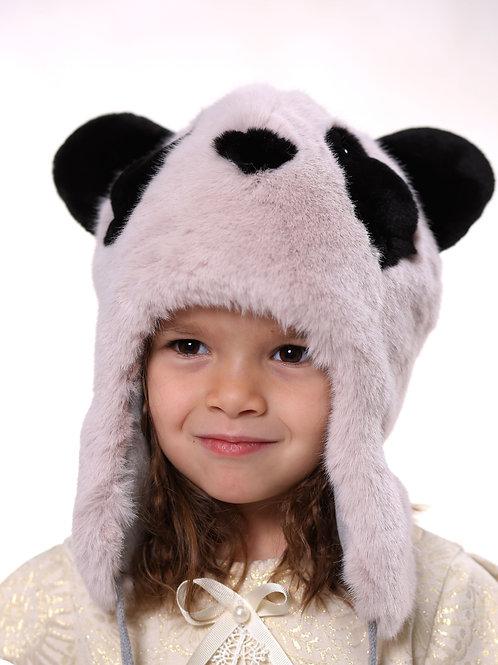 """Шапка """"Панда"""" И1804"""
