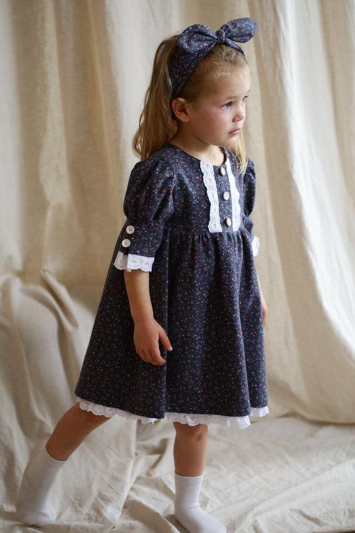 Платье  МТ20-9 брусника