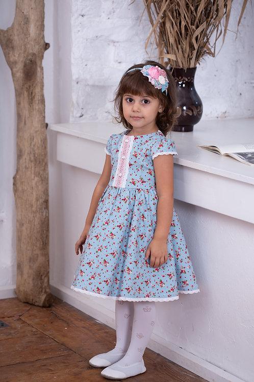 Платье МТ 16-4 земляника
