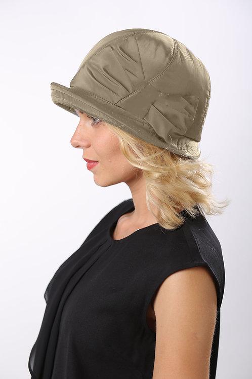 Шляпа женская ВАЛЬС П1604 бежевый