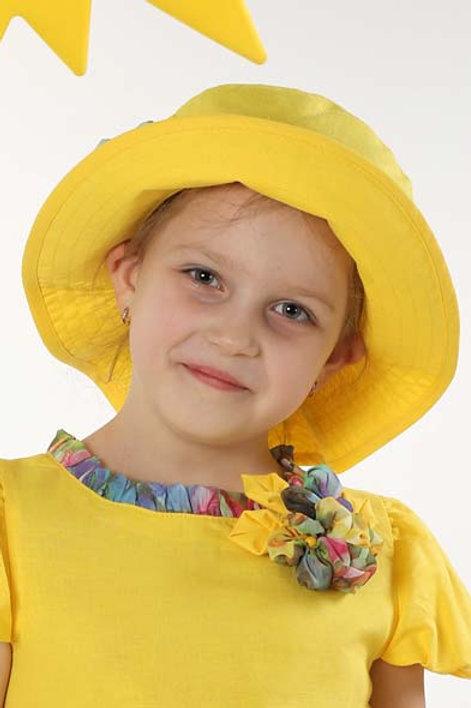 Шляпа Одуванчик ГУ054