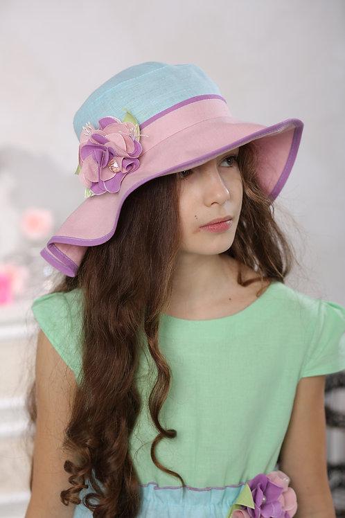 Шляпа Эмилия ГУ058