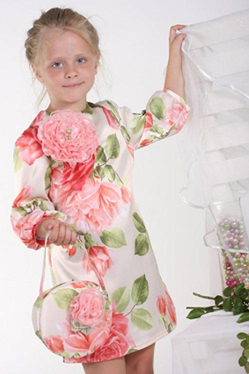 платье для девочки Лили М-216