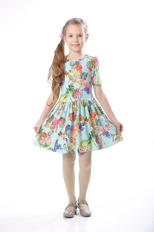 Платье Д81М