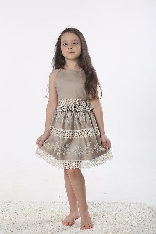 Топ+юбка для девочки
