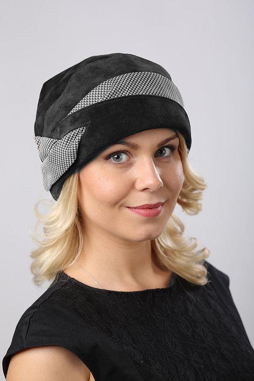 Шляпа женская АНИТА К1510 черный