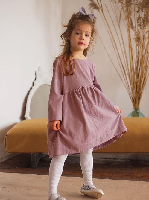 Платье  МТ20-8 роза винтаж