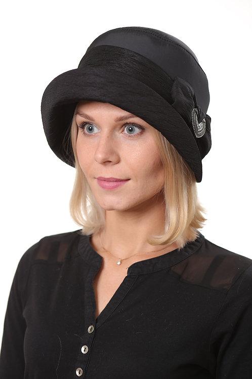 Шляпа женская МЭРИАН  П060 черный