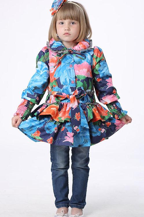 Куртка детская для девочки М-425