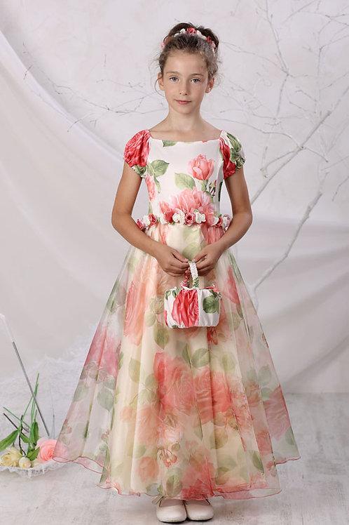 платье для девочки Миледи М-384