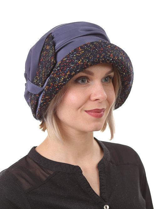 Шляпа женская АНЕТТ  П1703 синий