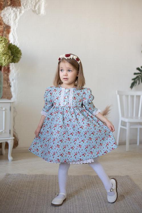 Платье  МТ20-9 земляника