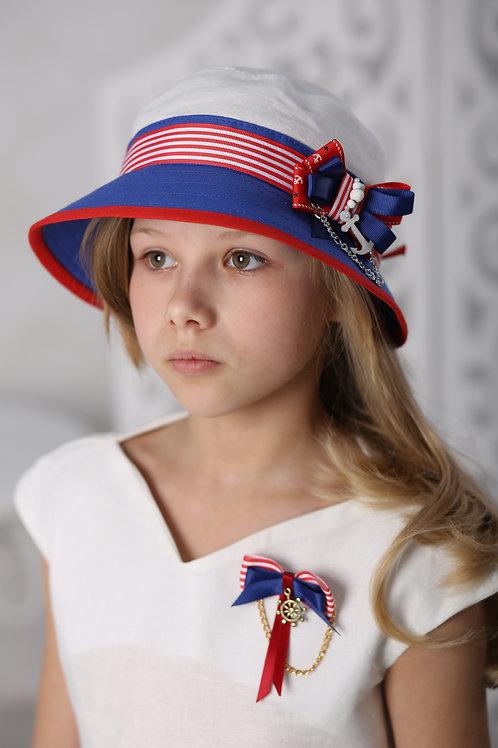 Шляпа Панама ГУ17-6