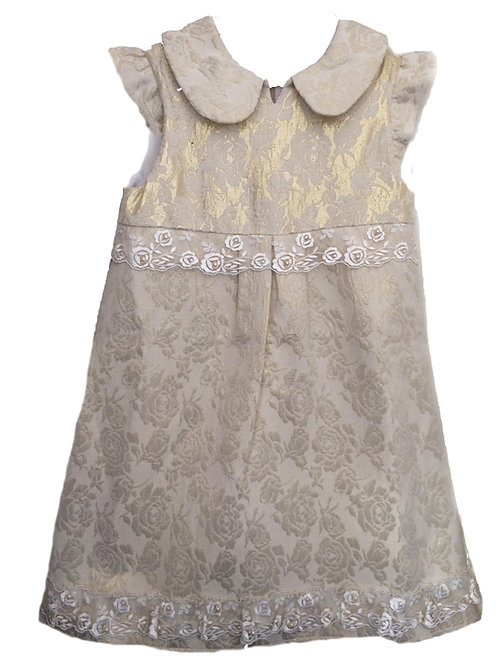 платье для девочки Амур М 260 розы золото