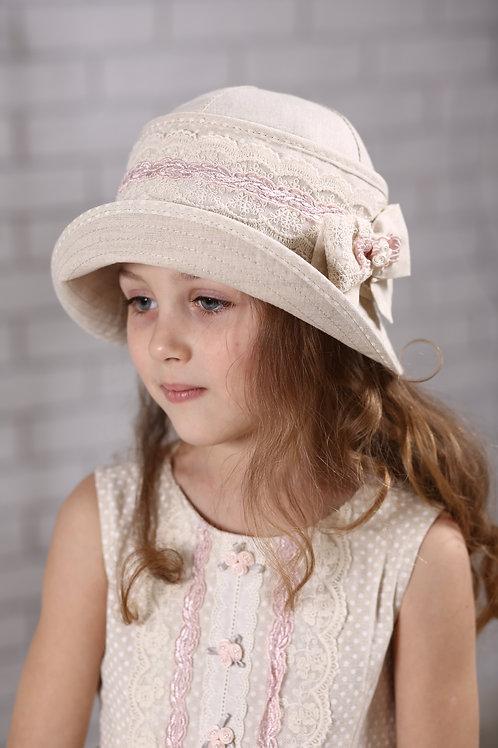 Шляпа Новелла ГУ18-2 горох