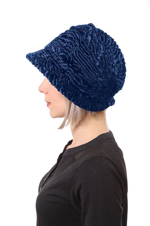 Шляпа женская КАМИЛА М1912 синий