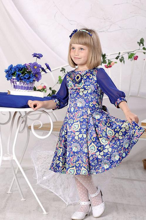 платье для девочки Лия М-428
