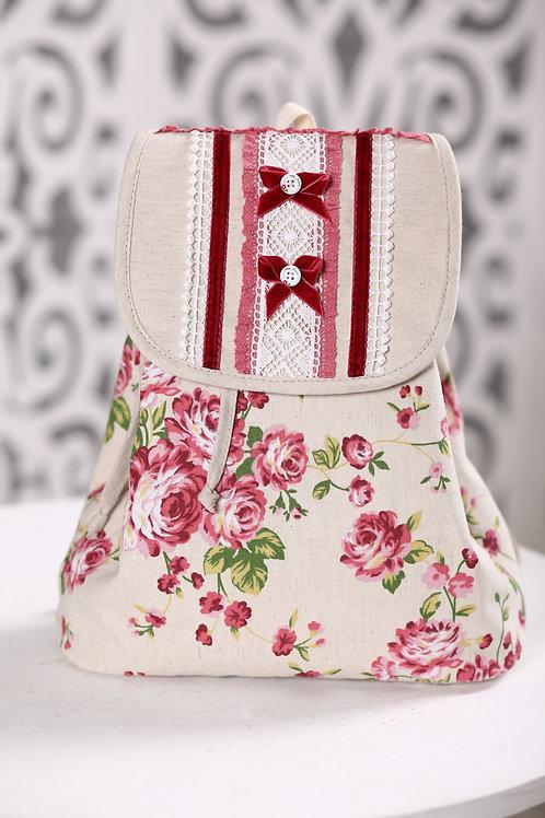 Рюкзак детский  СД18-1 Розочка