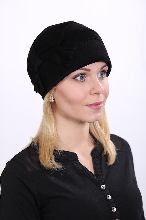 Шляпа женская РАШЕЛЬ К1407черный