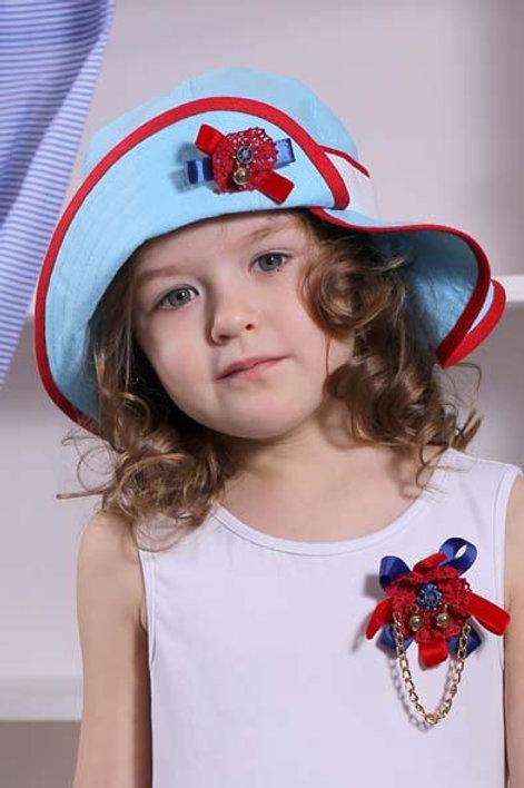 Шляпа Волна  ГУ061