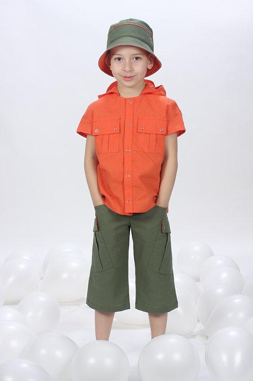 бриджи для мальчика Сафари М-248