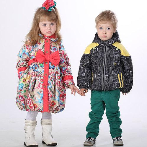 Куртка детская для мальчика М-368