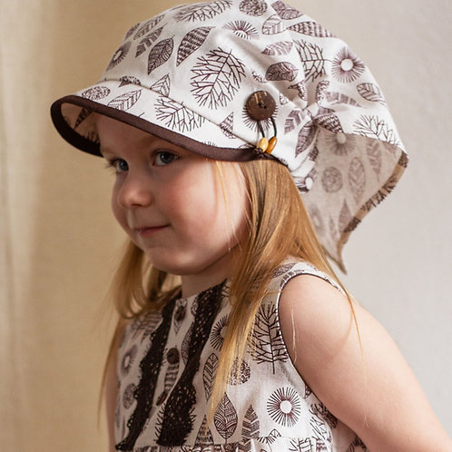 Шляпа Леся ГУ20-2