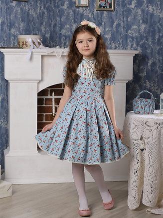 Платье для девочки МТ-421